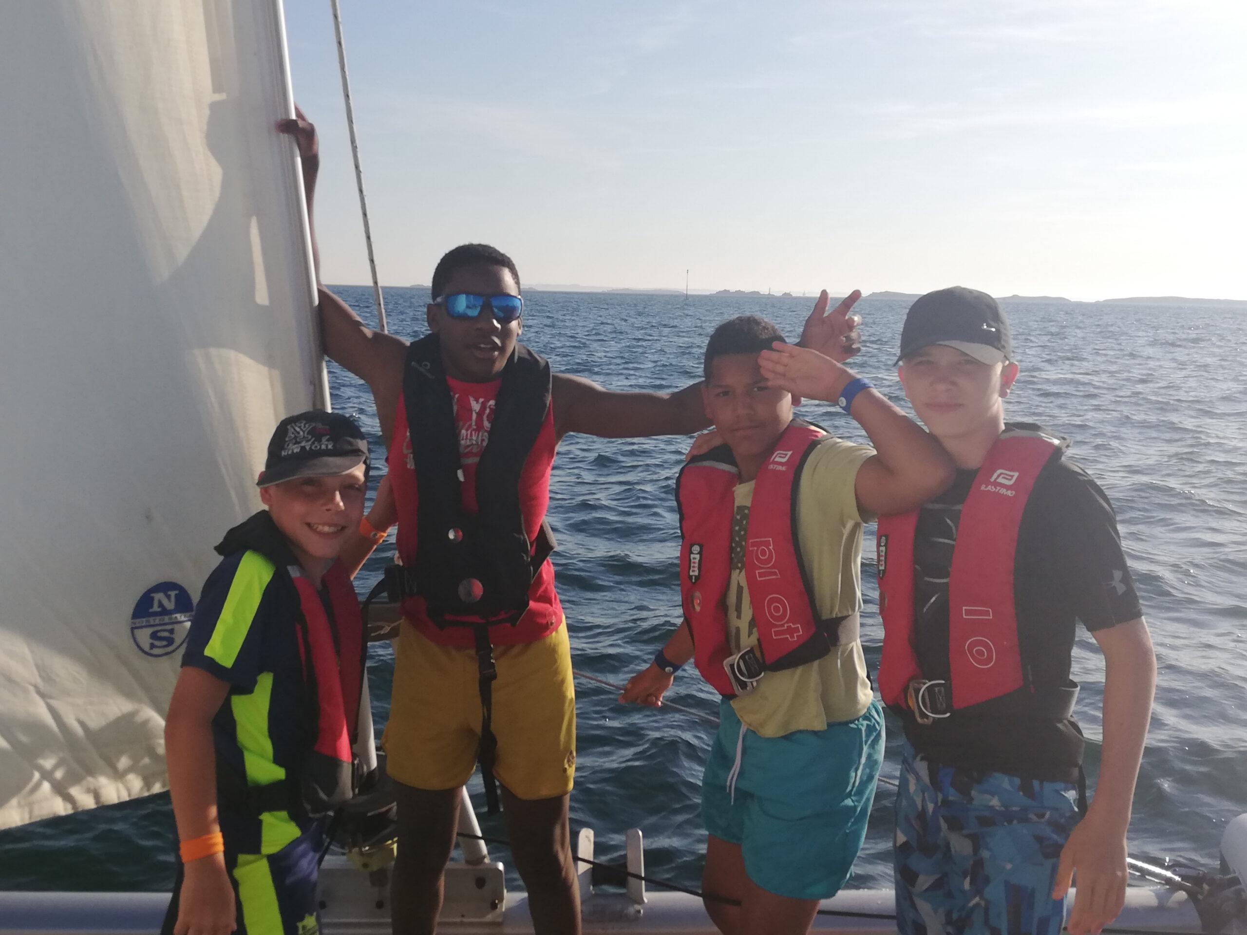 Association Tous en mer