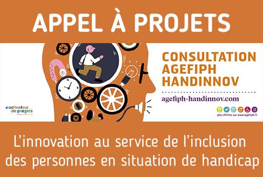 Appel à projets : l'innovation au service de l'inclusion des personnes handicapées