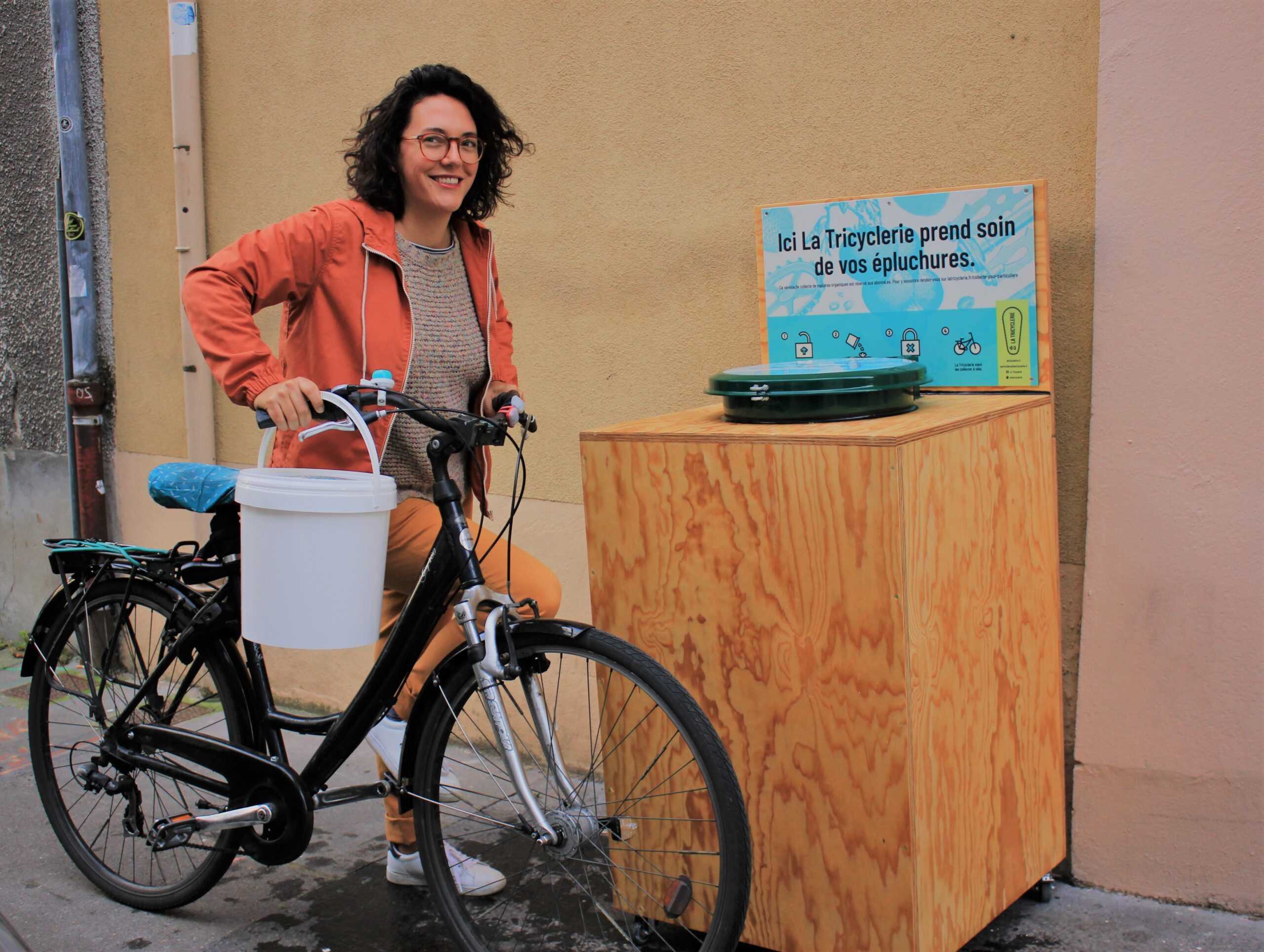 Tri pour les particuliers Tricyclerie Nantes