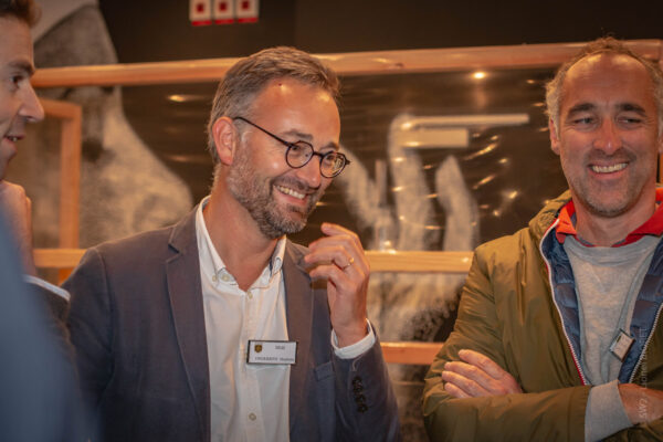 Stephane de Guerny - co-president