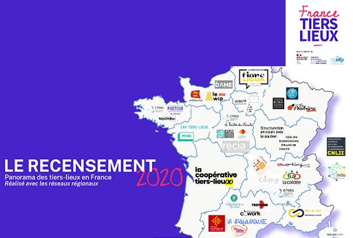 tiers-lieux recensement 2020