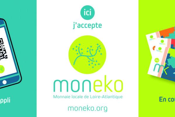 STICKERS MONEKO